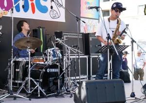 橋本現輝バンド2