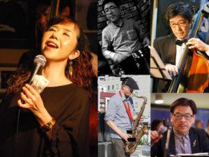 高橋一郎Quartet+白川ミエ